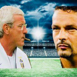 Ricordo morale della Faida tra Baggio e Lippi